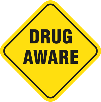 Drug Aware logo