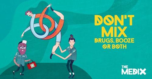 Staying safe   Drug Aware