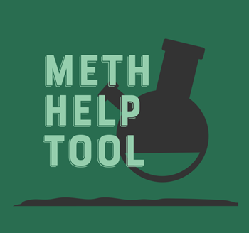 This tool will help you think about how you feel about meth and why you might be using it or help you learn how to help someone close to you who is using meth.
